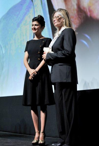 "Audrey Tautou「""Therese Desqueyroux"" Premiere - 2012 Toronto International Film Festival」:写真・画像(4)[壁紙.com]"