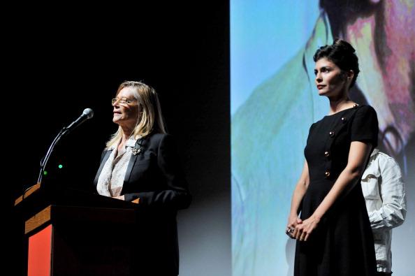 "Audrey Tautou「""Therese Desqueyroux"" Premiere - 2012 Toronto International Film Festival」:写真・画像(6)[壁紙.com]"