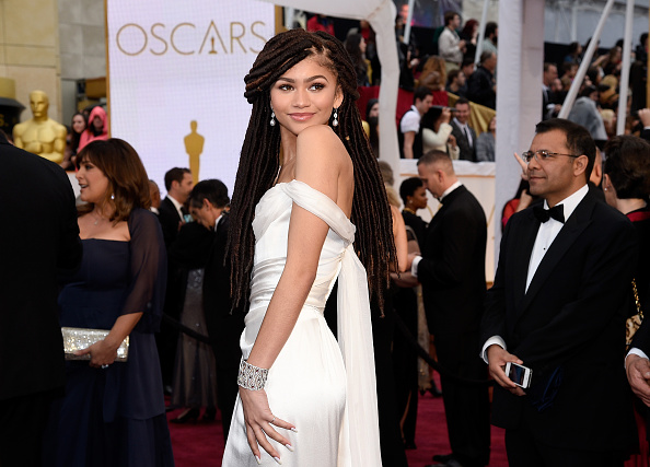 Zendaya Coleman「87th Annual Academy Awards - Arrivals」:写真・画像(4)[壁紙.com]