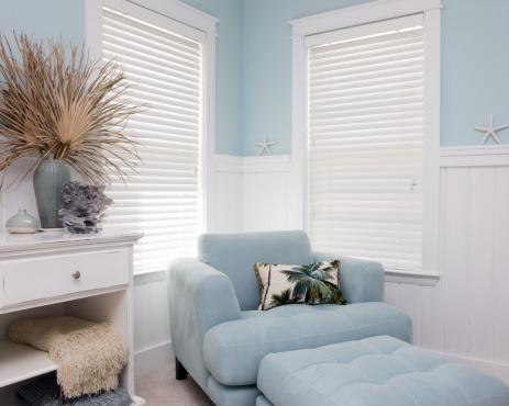 Blinds「Shabby Chic Interior Decor of Beach House」:スマホ壁紙(11)