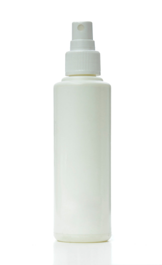 Spray Bottle「White Spray Bottle Isolated」:スマホ壁紙(10)