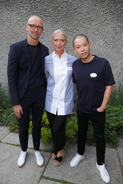 Jason Wu - Designer Label「Hugo Boss - Arrivals - Der Berliner Mode Salon Spring/Summer 2018」:写真・画像(12)[壁紙.com]