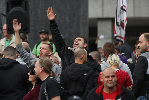 Germany「Murder Fuels Anti-Foreigner Tensions In Chemnitz」:写真・画像(5)[壁紙.com]