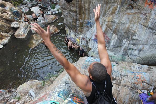 Wilderness Area「Vandals Target Los Angeles Area National Forests」:写真・画像(5)[壁紙.com]