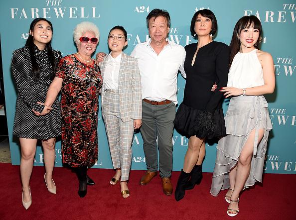 "Lulu Wang - Director「""The Farewell"" New York Screening」:写真・画像(14)[壁紙.com]"
