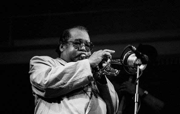 金管楽器「Nat Adderley, Jazz Café, London, May, 1993」:写真・画像(15)[壁紙.com]