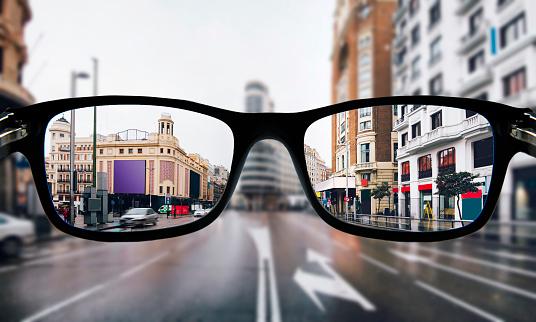 Image Focus Technique「Myopia in Madrid」:スマホ壁紙(16)