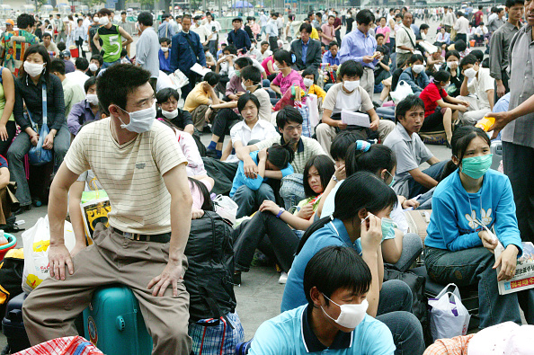 Infectious Disease「China Reacts To SARS」:写真・画像(3)[壁紙.com]