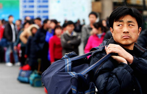 中国文化「Global Financial Crisis Hits China's Economy」:写真・画像(15)[壁紙.com]