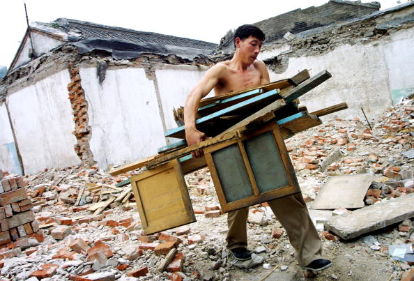 Natalie Behring「Historic Parts Of Beijing Are Demolished As Part Of Olympic Preperations」:写真・画像(13)[壁紙.com]