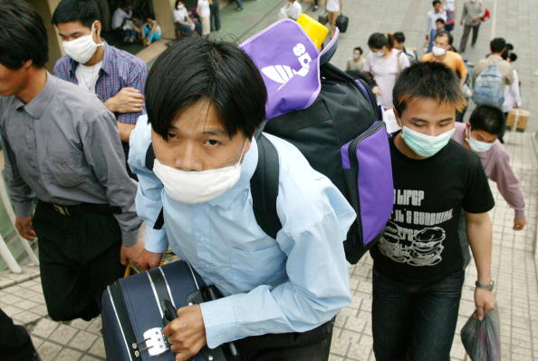 Worried「China Reacts To SARS」:写真・画像(15)[壁紙.com]