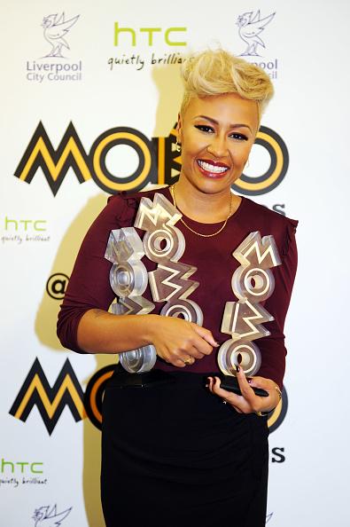 Three Quarter Length「MOBO Awards - Awards Room」:写真・画像(12)[壁紙.com]