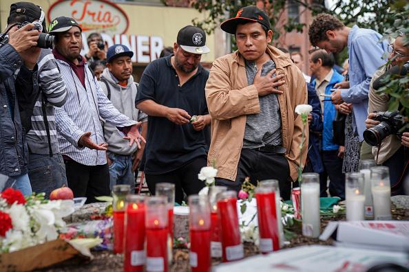 Homelessness「New York's Chinatown Community Mourns Murder Of Four Homeless Men」:写真・画像(15)[壁紙.com]