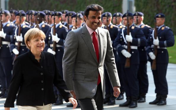 Investment「Emir Of Qatar Visits Germany」:写真・画像(19)[壁紙.com]