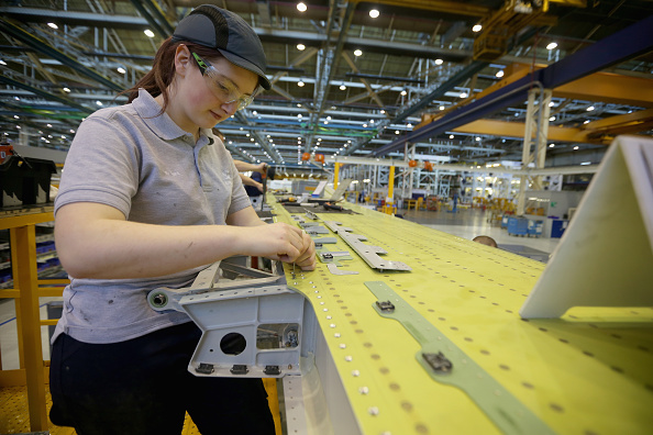 Industry「Airbus Wing Production In Broughton」:写真・画像(5)[壁紙.com]