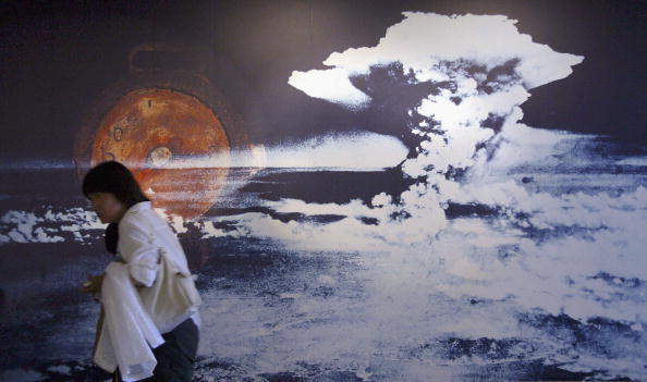 Exploding「Hiroshima Marks The 59th Anniversary Of The World's First Atomic Bomb」:写真・画像(15)[壁紙.com]