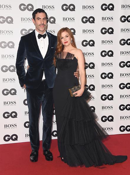 GQ メン・オブ・ザ・イヤー「GQ Men Of The Year Awards 2018 - Red Carpet Arrivals」:写真・画像(8)[壁紙.com]