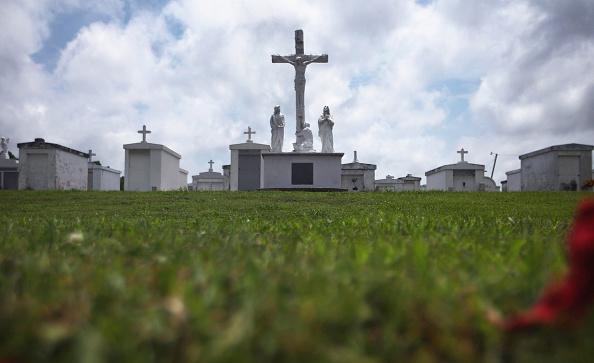 Cemetery「New Orleans Prepares To Mark 10 Year Anniversary Of Hurricane Katrina」:写真・画像(17)[壁紙.com]