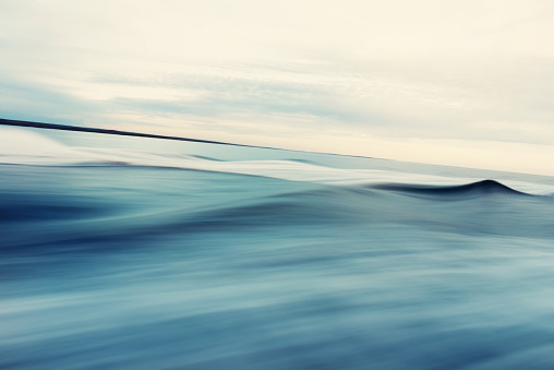 Atmospheric Mood「Abstract Sea and Sky Background」:スマホ壁紙(9)