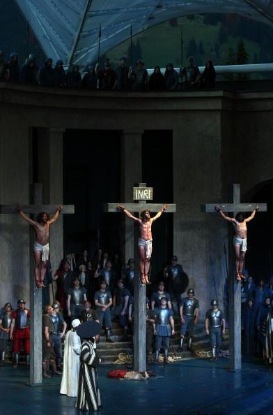 演劇「Oberammergau Passionplay 2010 Final Dress Rehearsal」:写真・画像(5)[壁紙.com]