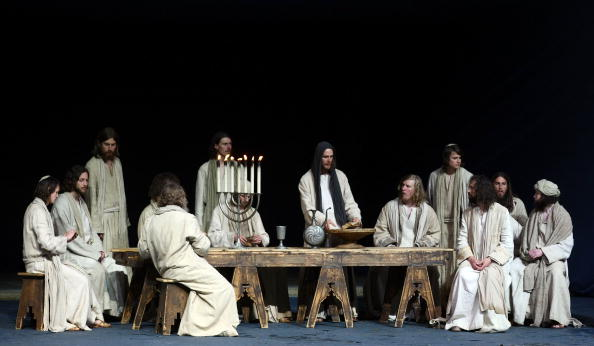 Last Supper「Oberammergau Passionplay 2010 Final Dress Rehearsal」:写真・画像(13)[壁紙.com]