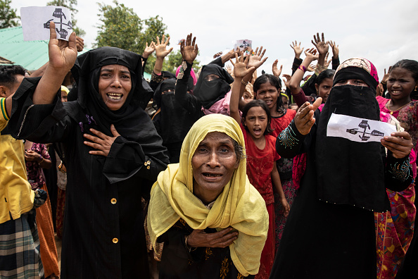 Diplomacy「Rohingya Refugees Mark One Year Since The Crisis」:写真・画像(3)[壁紙.com]