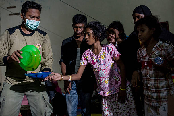 Rohingya Migrants Fleeing Myanmar Continue To Land On Indonesia's Shores:ニュース(壁紙.com)
