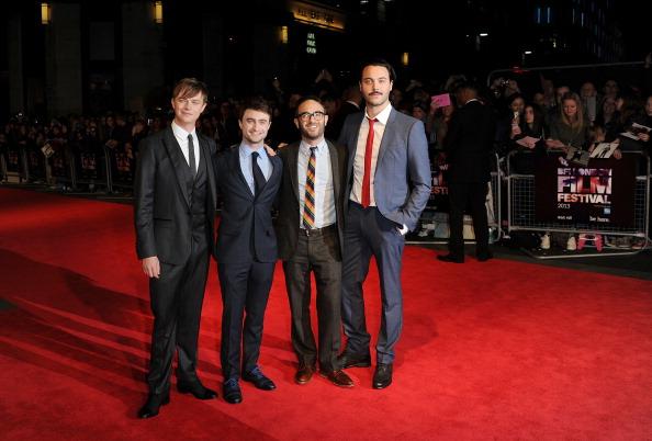 "Black Shoe「""Kill Your Darlings"" - Red Carpet Arrivals: 57th BFI London Film Festival」:写真・画像(19)[壁紙.com]"