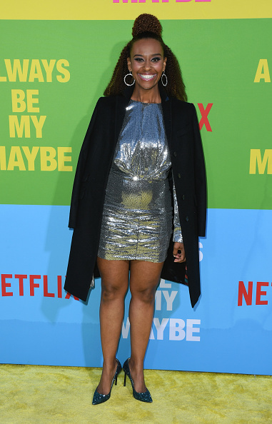 "Black Coat「Premiere Of Netflix's ""Always Be My Maybe"" - Arrivals」:写真・画像(15)[壁紙.com]"