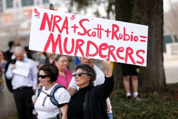 Parkland Students, Activists, Rally At Florida State Capitol For Gun Control:ニュース(壁紙.com)