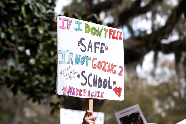 Safety「Parkland Students, Activists, Rally At Florida State Capitol For Gun Control」:写真・画像(19)[壁紙.com]