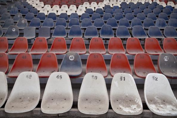 Empty「Seating At Gaddafi Satdium」:写真・画像(13)[壁紙.com]