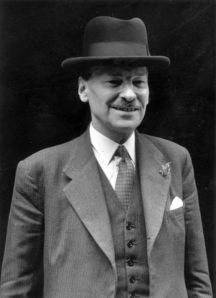 William Vanderson「Clement Attlee」:写真・画像(16)[壁紙.com]