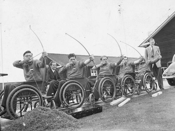 練習「Wheelchair Archers」:写真・画像(12)[壁紙.com]
