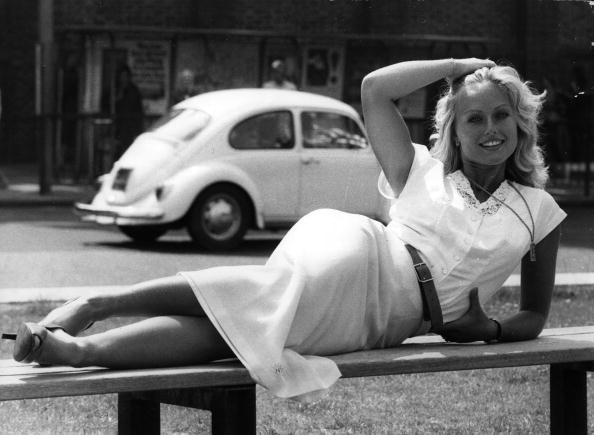 Swedish Culture「Mary Stavin」:写真・画像(4)[壁紙.com]