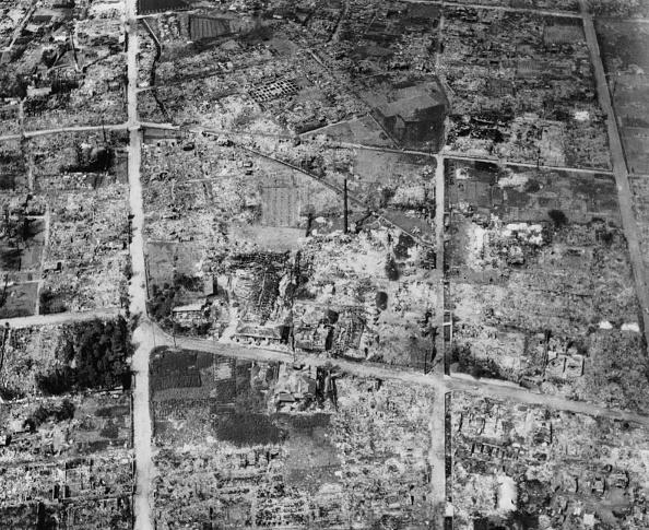 Japanese Surrender「Aerial Bombing」:写真・画像(17)[壁紙.com]