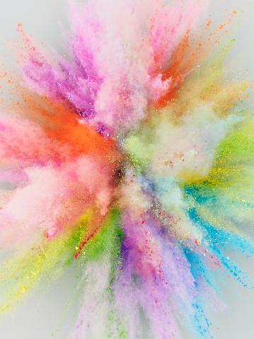 Strength「Powder Explosion」:スマホ壁紙(10)