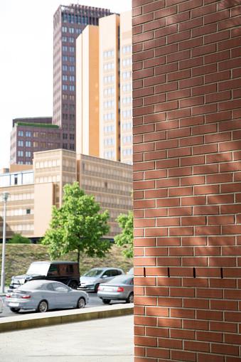 Corner「Corner of a brick house」:スマホ壁紙(11)