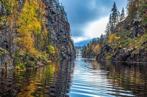 Finnish Lapland「Hossa National Park in Finland」:スマホ壁紙(17)