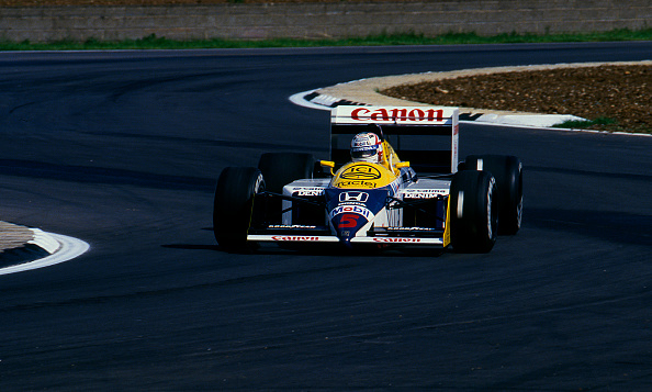 British Formula One Grand Prix「1987 British Grand Prix」:写真・画像(11)[壁紙.com]
