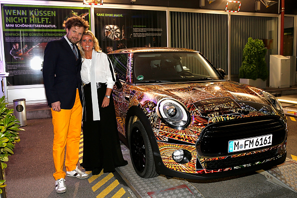 Business Finance and Industry「MINI Presents New Clubman Series In Munich」:写真・画像(11)[壁紙.com]