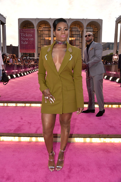 Necklace「VH1 Hip Hop Honors: All Hail The Queens - Arrivals」:写真・画像(16)[壁紙.com]