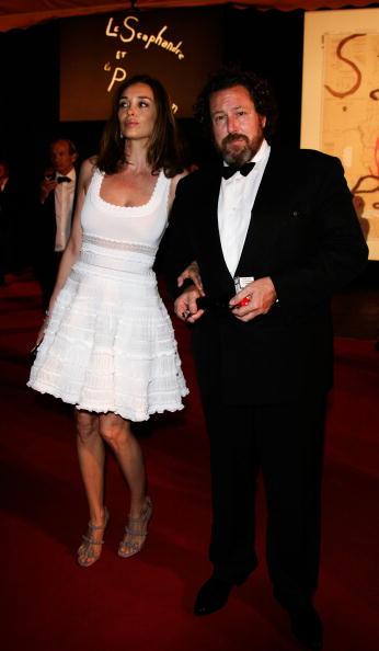 60th International Cannes Film Festival「Cannes - 'Le Scaphandre Et Le Papillon' - Party」:写真・画像(16)[壁紙.com]