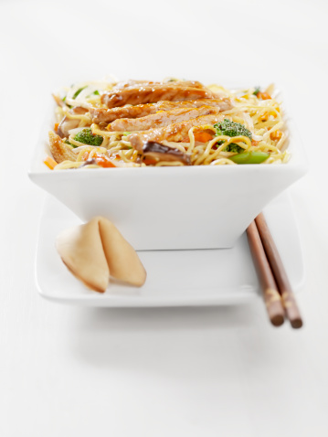 Bean Sprout「Pork and Vegetable Stirfry with Noodles」:スマホ壁紙(6)