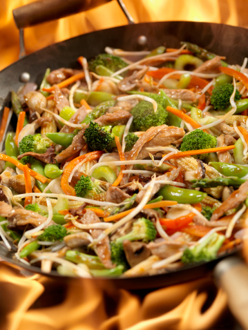 Bean Sprout「Pork and Vegetable Stir Fry」:スマホ壁紙(7)