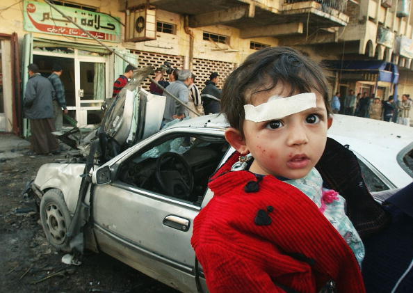 Car Bomb「Baghdad Car Bomb Claims The Lives Of Two Policemen」:写真・画像(16)[壁紙.com]