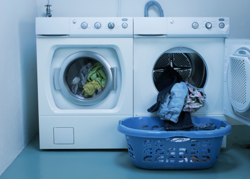Machinery「Domestic energy waste: use of washing machine and tumble drier」:スマホ壁紙(2)