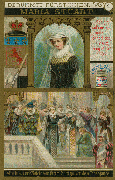 Elizabethan Style「Mary Queen of Scots」:写真・画像(9)[壁紙.com]
