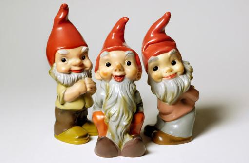 Garden Gnome「Antique Garden Gnomes」:スマホ壁紙(9)