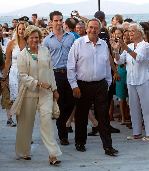 Greek Royalty「Wedding of Prince Nikolaos and Tatiana Blatnik - Pre Wedding Reception」:写真・画像(8)[壁紙.com]